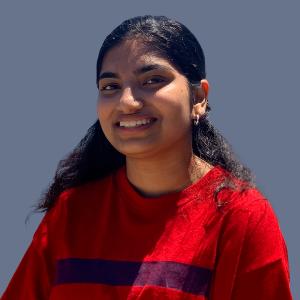Anushua S